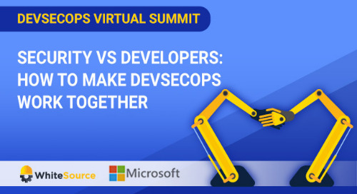 Virtual Summit: Security vs Developers - How to Make DevSecOps Work Together