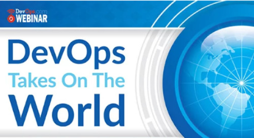 Panel: DevOps Takes On The World