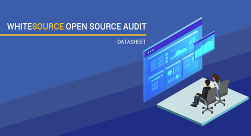 WhiteSource Open Source Audit