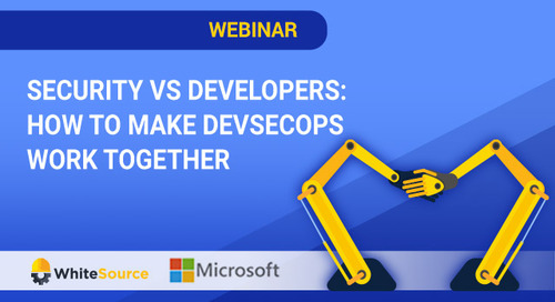 Security vs Developers - How to Make DevSecOps Work Together