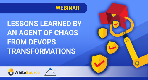 Lessons Learnt By An Agent Of Chaos From DevOps
