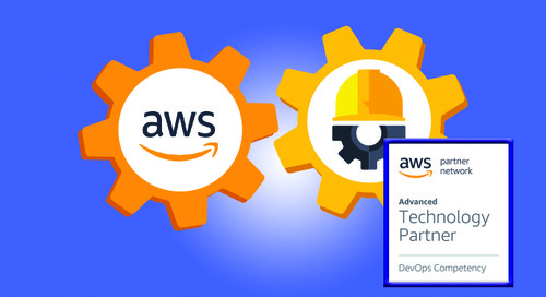 WhiteSource achieved Amazon Web Services DevOps Competency Status