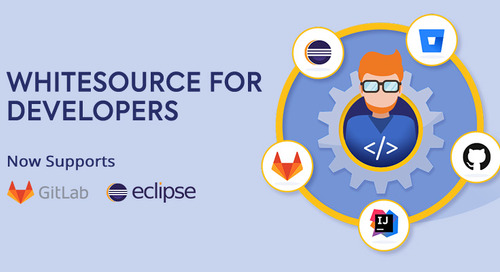 WhiteSource for Developers: New Integrations for GitLab Core and Eclipse IDE