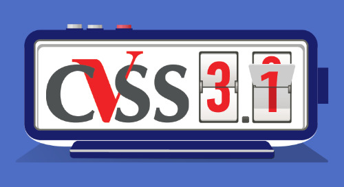What Is CVSS v3.1? | Understanding the New CVSS
