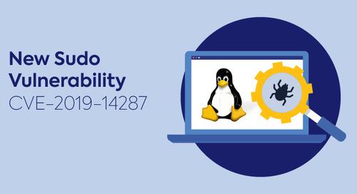 Sudo Vulnerability Cheat Sheet: Learn All About CVE-2019-14287