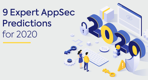 9 Expert AppSec Predictions for 2020