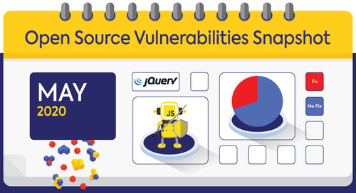 May Open Source Security Vulnerabilities Snapshot