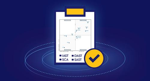 Gartner 2020 Magic Quadrant for Application Security Testing: Key Takeaways