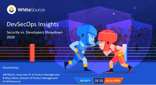 The DevSecOps Showdown - How to Bridge the Gap Between Security and Developers
