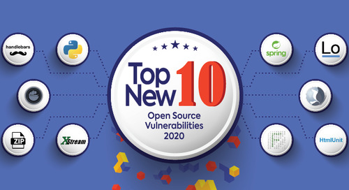 Top 10 Open Source Vulnerabilities In 2020