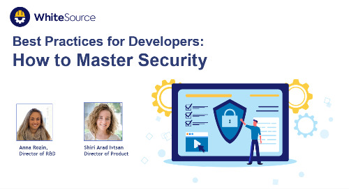 Best Practices for Developers to Master Security