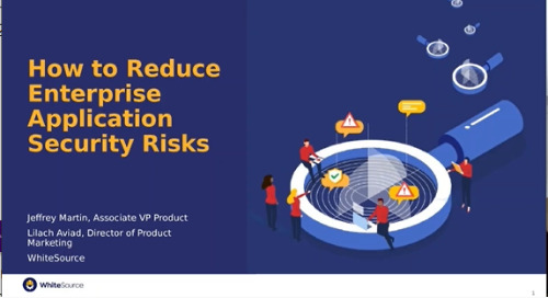 How to Reduce Enterprise Application Security Risk