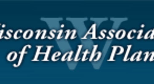 Wisconsin Association of Health Plans 2018 Annual Meeting
