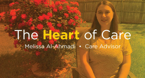 """The Heart of Care: """"Detective Work"""" Helps Child Get Vision-Saving Services"""