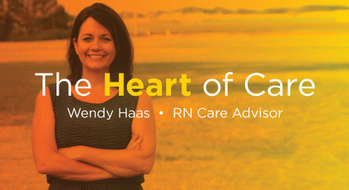 The Heart of Care: A Terminally Ill Patient Finds the Support to Take on Her Bucket List