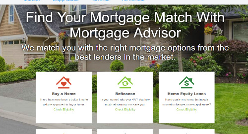 Best Rate Referrals Launches Mortgage Advisor Portal