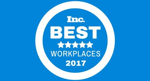 Digital Media Solutions Named One of Inc. Magazine's Best Places to Work in America