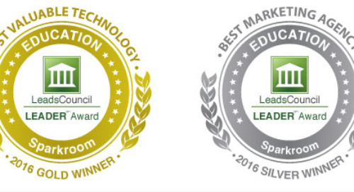 Sparkroom Wins Gold & Silver LEADER Awards