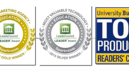 Digital Media Solutions Voted Best Marketing Agency for Higher Education Industry