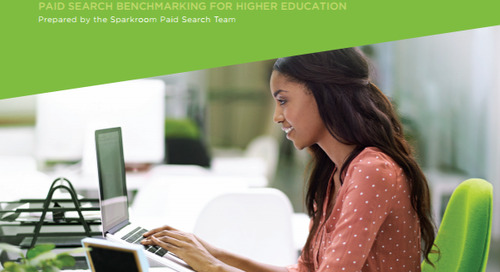 Jan-Jun 2016 Paid Search Benchmarking for Higher Education