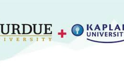 Purdue & Kaplan Teaming Up Represents a New Solution to an Old Challenge