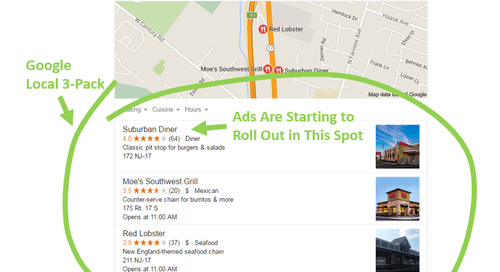 Google's Local 3-Pack Changes Are Here