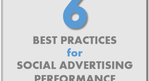 Social Advertising: 6 Best Practices for Campaign Strategy & Optimization