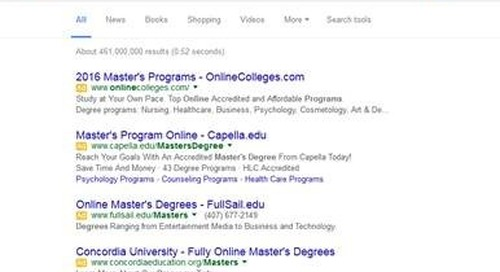 Google Removes Right Rail Ads: How Will this Impact Your Paid and Organic Search Efforts?