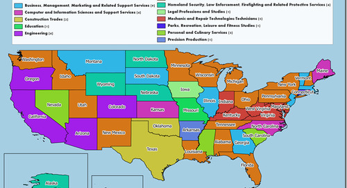 Top Higher Ed Programs By State