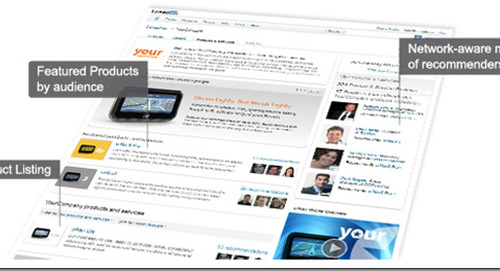 LinkedIn Launches New Personalized Product Pages
