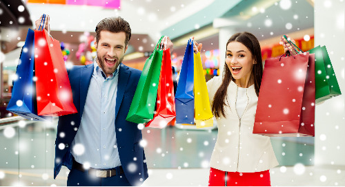 Retailers Post a Strong 2017 Holiday Season