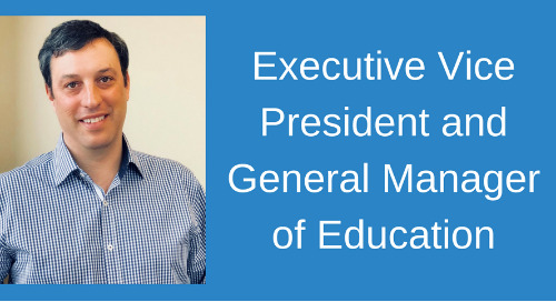DMS Names Industry Veteran Cliff Libby Executive Vice President And General Manager Of Its Education Division