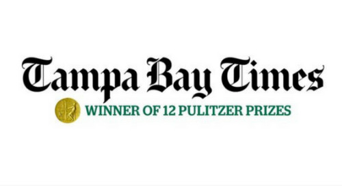 As Seen In: DMS On Tampa Bay's Top 100 Workplaces List
