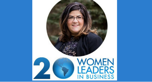 "DMS Executive Rachel Schulties Earns Spot on Sales Lead Management Association ""20 Women to Watch"" List"