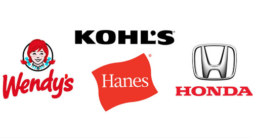 DMS Marketing Madness – Round 4: Honda vs. Hanes vs. Wendy's vs. Kohl's