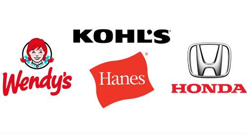 DMS Marketing Madness – Round 4: Honda vs. Hanes vs. Wendy's vs. Kohl's