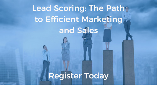 "DMS Analytics Expert to Host ""Lead Scoring: The Path to Efficient Marketing and Sales"" Webinar for Digital Marketers"