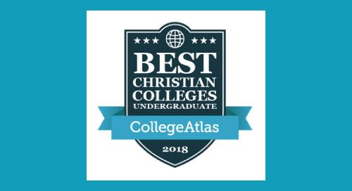 College Atlas Announces Best Christian Colleges In America