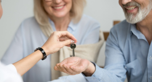 Move Over Reverse: Marketing Mortgage Loans to Seniors