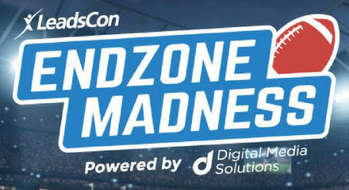LeadsCon Connect to Convert EndZone Madness: Stats & Winners