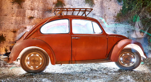 A Look Back at the Marketing Campaign that Launched the Beetle
