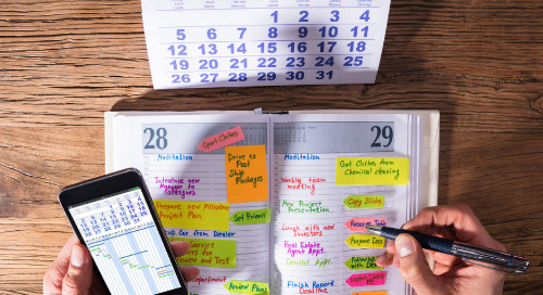 Strategic Content Marketing: 6 Steps to Create a Content Calendar