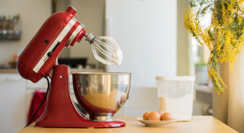 KitchenAid's Targeted Ad: Defining a Niche Audience