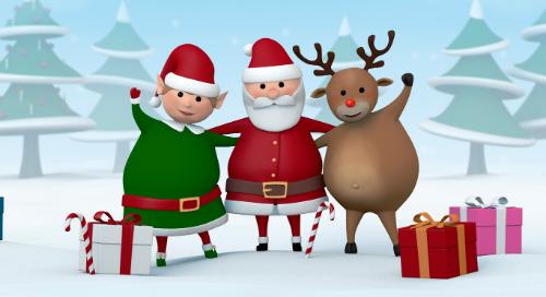 Christmas Consumerism: The Origins of Santa, Rudolph and Elf on the Shelf