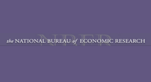 The National Bureau of Economic Research