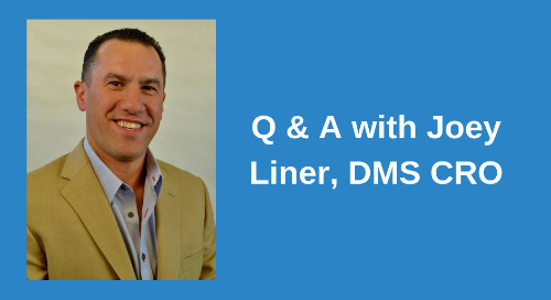 Why Joey Liner, Former DoublePositive Co-Founder & CEO, Became the New CRO for DMS
