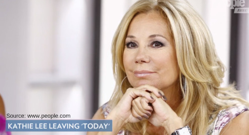 Saying Goodbye to NBC: Marketing Lessons from Kathie Lee Gifford