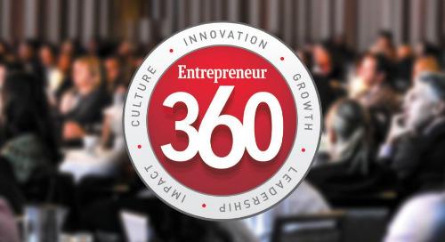 DMS On The 2018 Entrepreneur E360 List