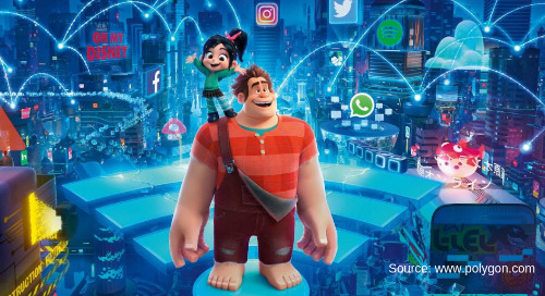 Ralph Breaks the Internet, Offering Valuable Marketing Strategies Along the Way