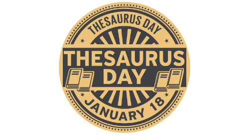 It's National Thesaurus Day! We're Celebrating by Retiring 5 Played-Out Marketing Buzzwords